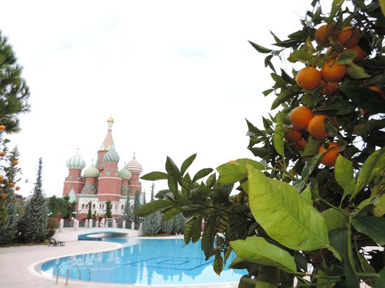 WOW Kremlin Palace: Restaurant