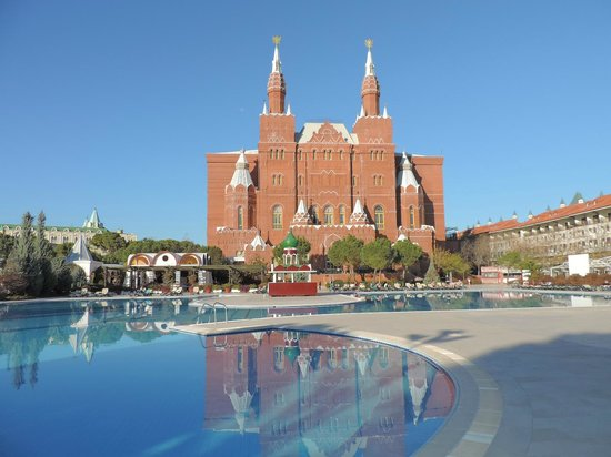WOW Kremlin Palace: Main building view