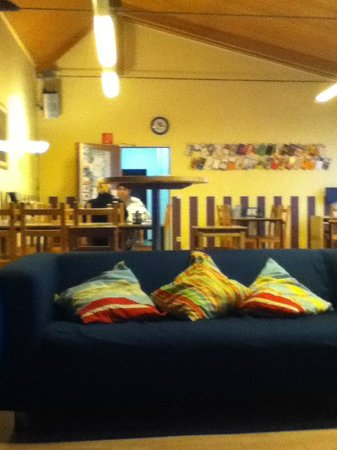GastHaus Bremer Backpacker Hostel : Lounge area.