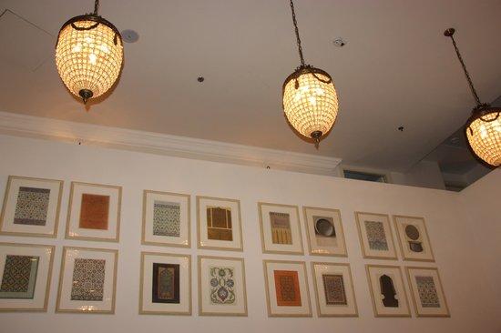 Arthur Hotel Jerusalem - an Atlas Boutique Hotel: the dining area.