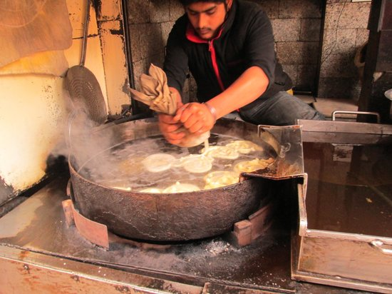 Old And Famous Jalebiwala: Jalebi