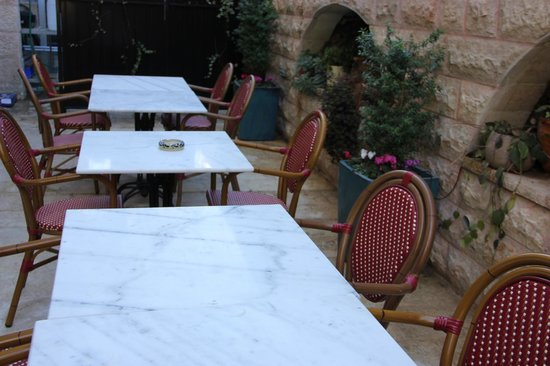 Arthur Hotel Jerusalem - an Atlas Boutique Hotel : you can feel the holly air!