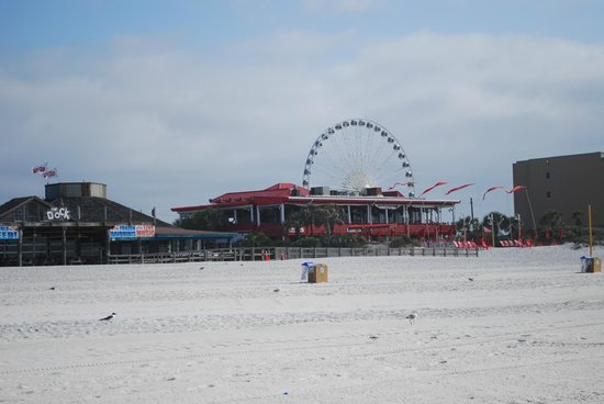 Pensacola Beach : la ruota panoramica
