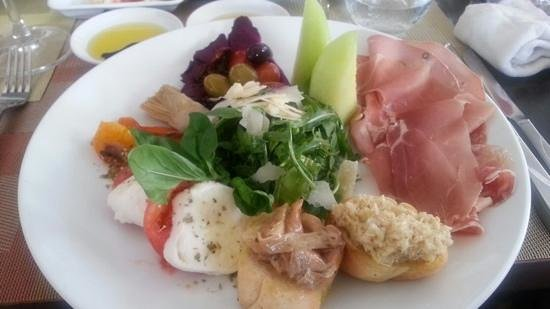 Prego Italian Restaurant : Antipasti Teller
