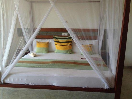 gro e betten bild von amba ayurveda boutique hotel. Black Bedroom Furniture Sets. Home Design Ideas