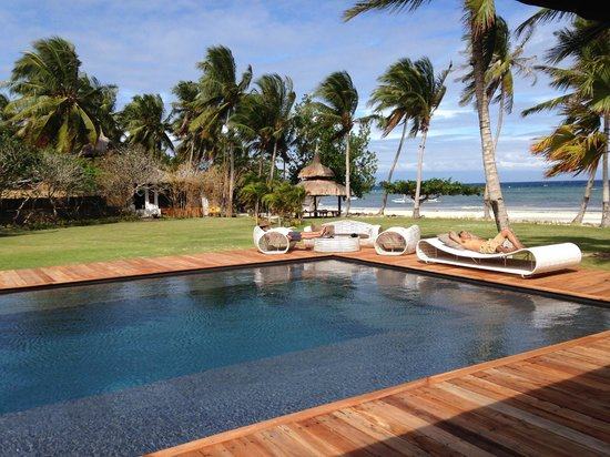 The Ananyana Beach Resort & Spa: pool