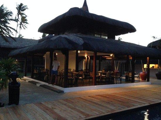 The Ananyana Beach Resort & Spa: restaurant