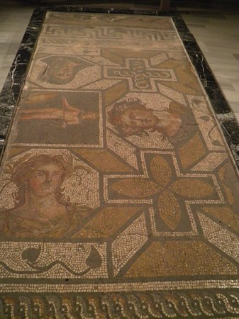 Istanbul Archaeological Museums: Mosaics