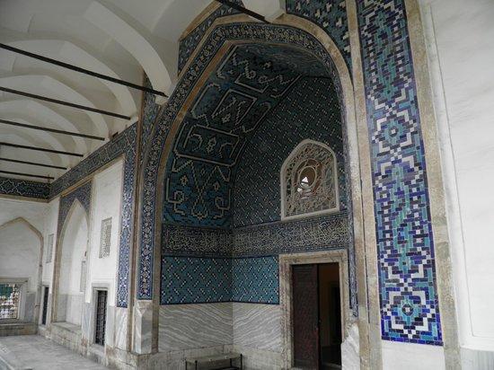 Museo de Arqueología de Estambul: Tiled pavillion