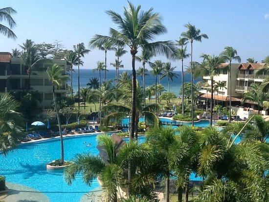 Phuket Marriott Resort & Spa, Merlin Beach: Værelse 3403