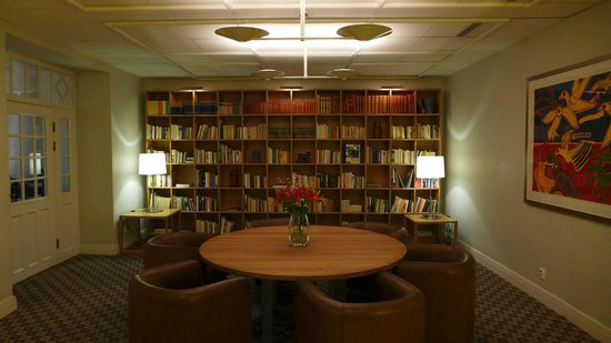 ProfilHotels Hotel Riddargatan: Library