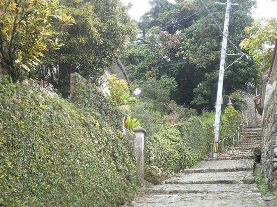 Shrikinjocho Stone-Path Road: 「ちゅらさん」でも見られた風景
