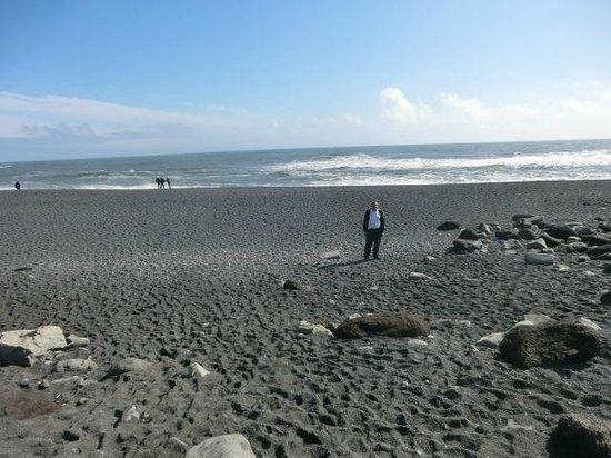Black Sand Beach: beach