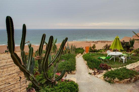 Villa Taghazout Bay - La Clé des Agadirs : Jardin Vue Mer