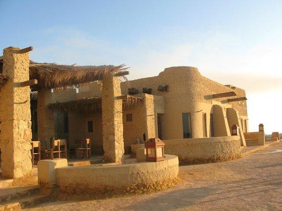 Taziry Ecolodge Siwa: Siwa Ecological centre