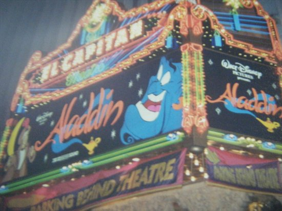 The Casino at The Mirage: ALADIN