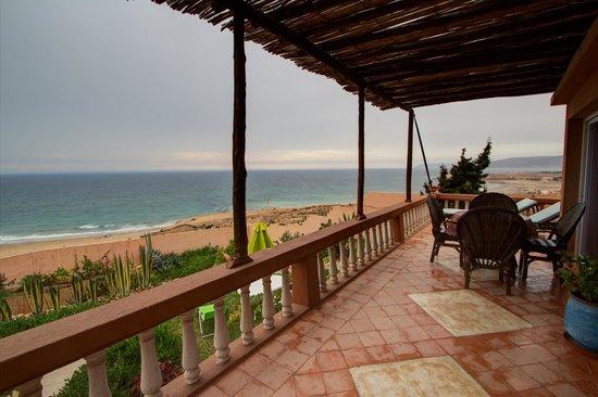 Villa Taghazout Bay - La Clé des Agadirs : Vue terrasses