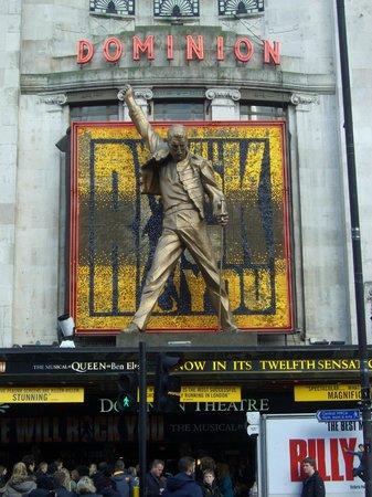 We Will Rock You: The Dominion Theatre