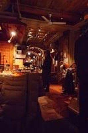 Lido Alus Seta: Inside Lido
