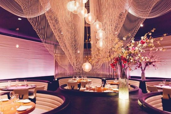 ME London Hotel: STK Restaurant @ ME London