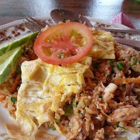 Ewan Cafe : Nasi Goreng Kampung