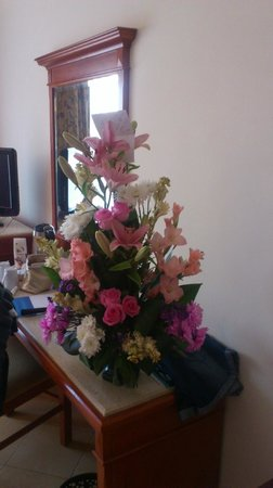 Amwaj Oyoun Hotel & Resort: Flowers