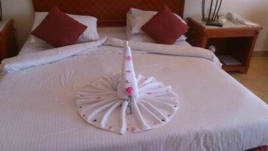 Amwaj Oyoun Hotel & Resort: Room