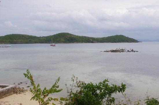 Coral Bay Beach & Dive Resort : General view