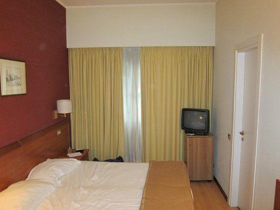 Best Western Plus CHC Florence: Номер