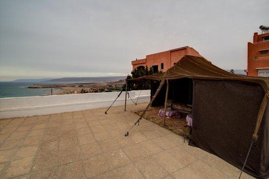 Villa Taghazout Bay - La Clé des Agadirs : Terrasse - Solarium