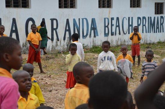 Jacaranda Beach Resort : scuola jacaranda