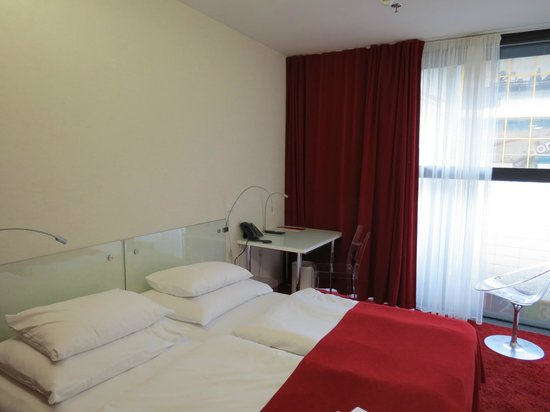 Design Metropol Hotel Prague: Номер