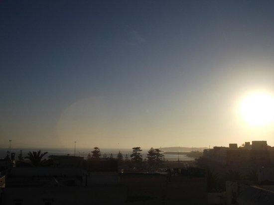 Lalla Mira Hotel-Restaurant-Hammam: Terrasse