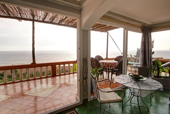 Villa Taghazout Bay - La Clé des Agadirs : Repas petit déjeuner