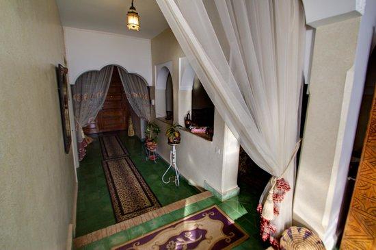Villa Taghazout Bay - La Clé des Agadirs : Hall d'entrée