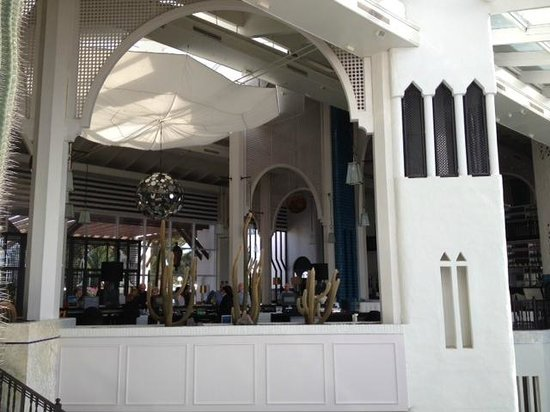 H10 Timanfaya Palace: Reception