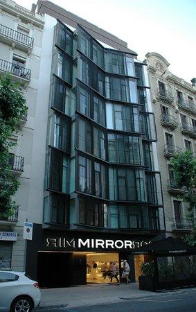The Mirror Barcelona: Hotel
