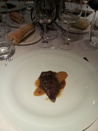 Restaurant Sala: Plato