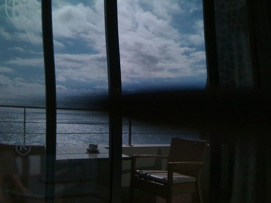 Madeira Regency Cliff : view from my room