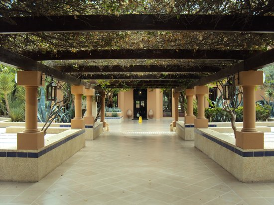 Hotel Riu Tikida Garden : lovely gardens