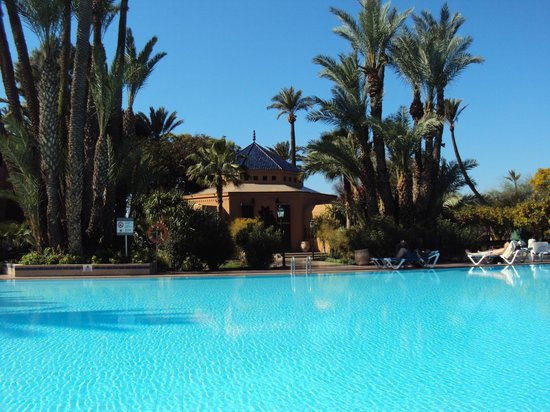 Hotel Riu Tikida Garden : pool