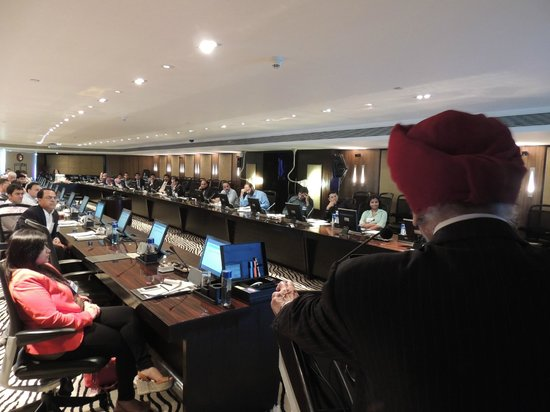 Sahara Star Hotel : Aces Board Room