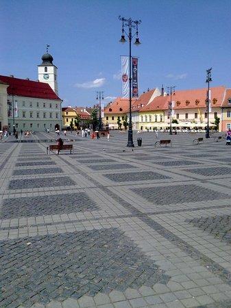 Großer Platz (Piața Mare): Torre del Consejo