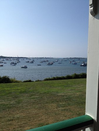 View of the Great Salt Pond from the Sullivan House