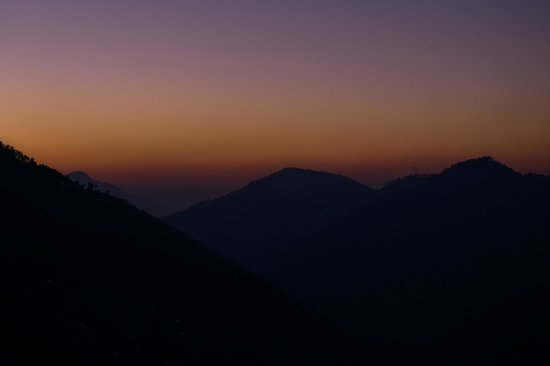 Neemrana's - Ramgarh Bungalows: sunset