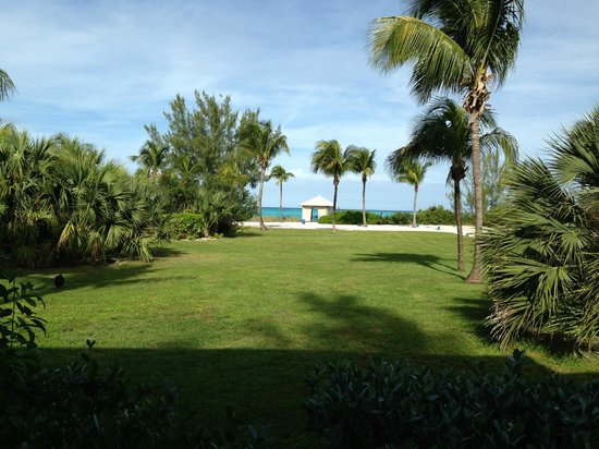 Club Med Columbus Isle : vue de notre chambre