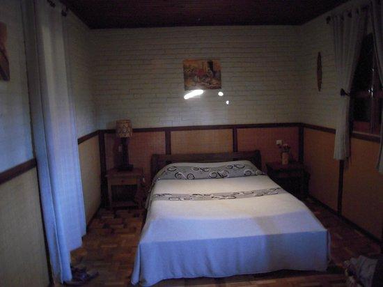 Chambres du Voyageur: la chambre
