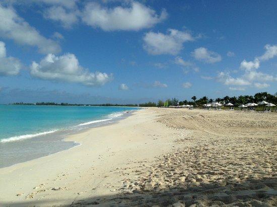 Club Med Columbus Isle : plage de l hotel
