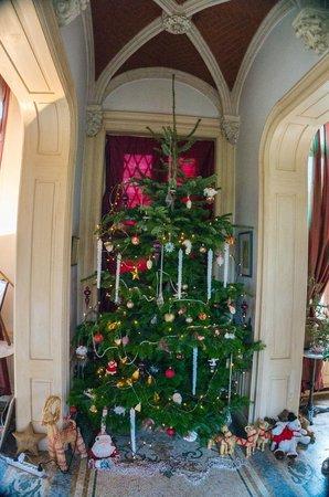 Le Château des Ormes : Le sapin de Noel
