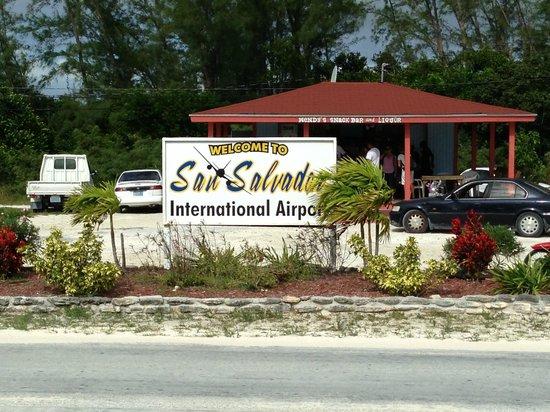 Club Med Columbus Isle : aéroport